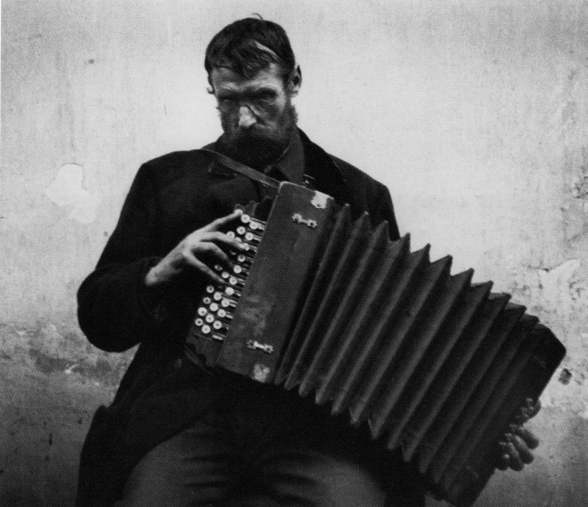 Kertesz Accordionist